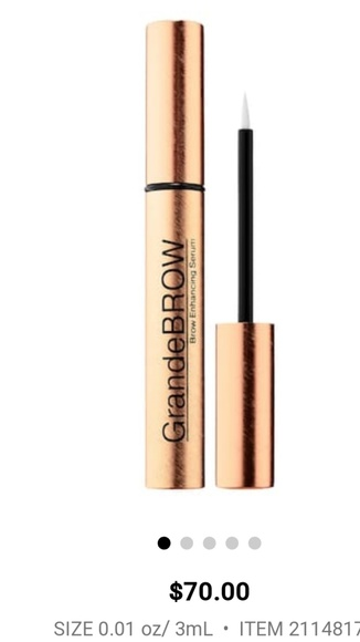 grande cosmetics Other - ⭐BNIB⭐Grande Cosmetics Grande Brow Enhancing Serum